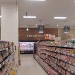 生活雑貨・食品売場
