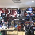 バスケットボール専門店/専門用品売り場